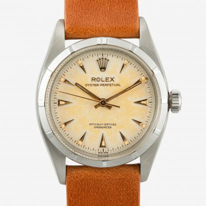 """Rolex Oyster Perpetual """"Waffle"""""""