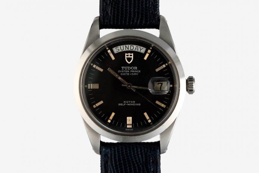 "Tudor Date Day ""Jumbo"" vintage watches"