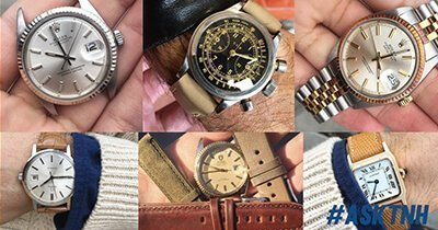 ASKTNH 119: How To Start YOUR OWN Vintage Watch Shop