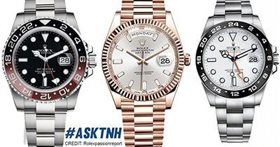 ASKTNH 120: Christian Reacts to Rolex Basel Releases