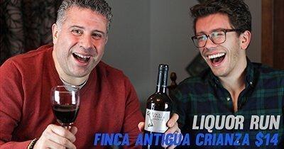 Liquor Run: Drink This If You're Eating Paella, Lamb Chops, or Pork