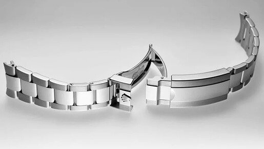 Stainless Steel Bracelet Construction: The Folded Link, Push-Pin, and Screw-In Bracelet Systems